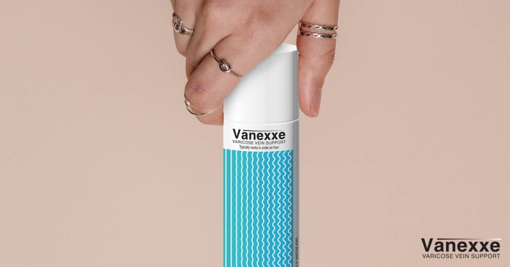 Vanexxe Top Varicose Vein Support Gel